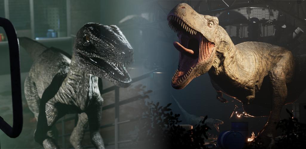 恐龙题材惊悚新作《死地》开启Kickstarter筹款