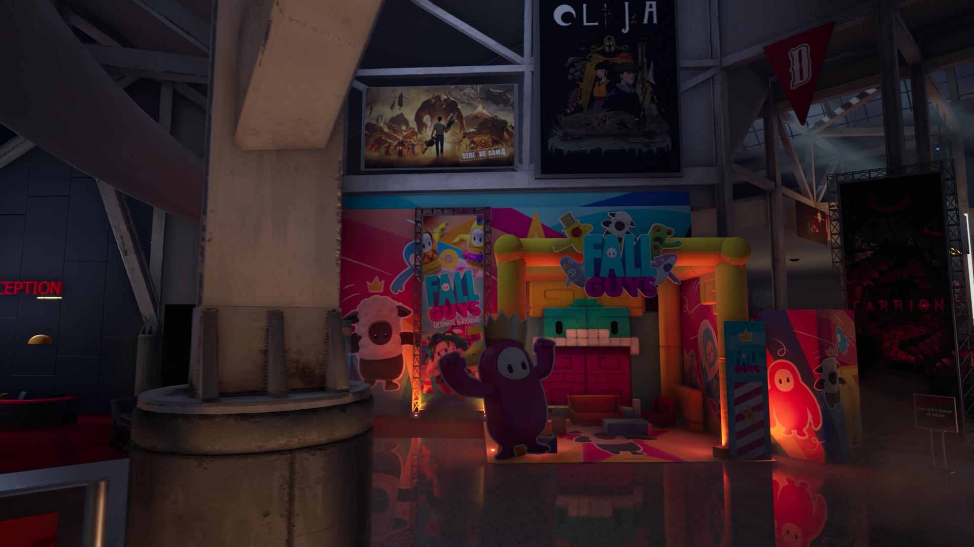 DD:《Devolverland Expo》现已免费上线Steam