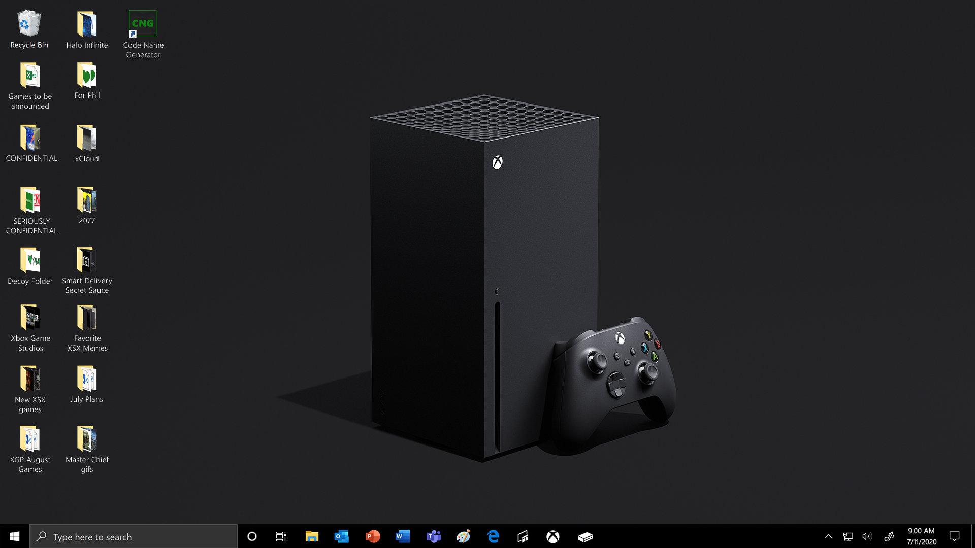 微软推出免费Win10的Xbox Series X主题 很多彩蛋