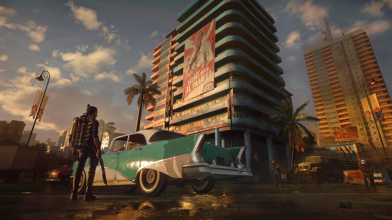 《孤岛惊魂6》首批截图 系列最大地图任你探索