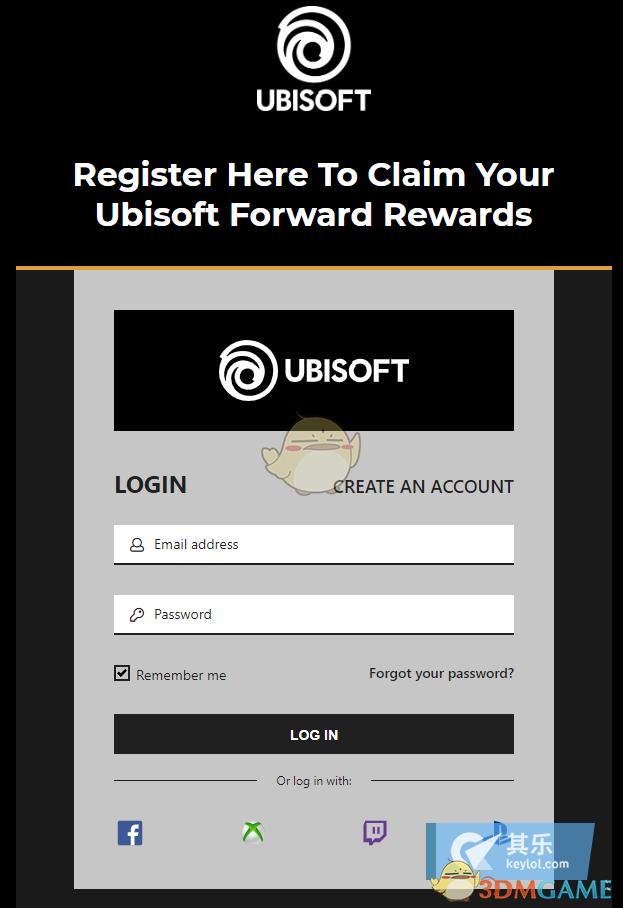 育碧Ubisoft Forward《看门狗2》等奖励领取方法