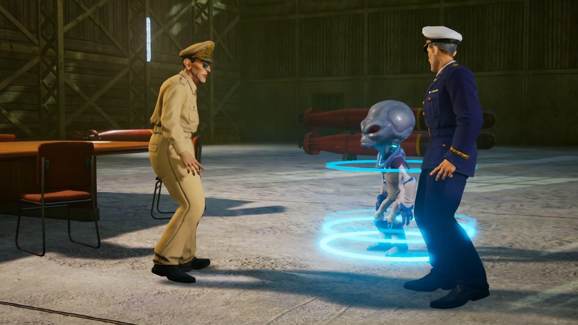 《毁灭全人类:重制版》新预告 外星人变身军队领导