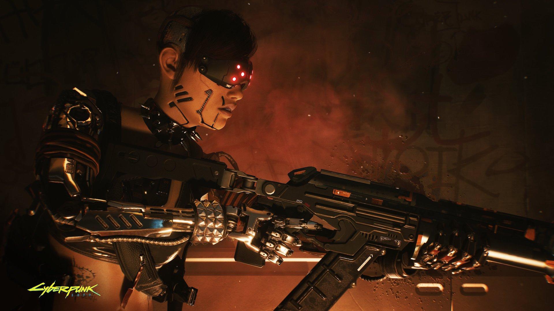 《赛博朋克2077》新情报 各种能力和赛博改装介绍
