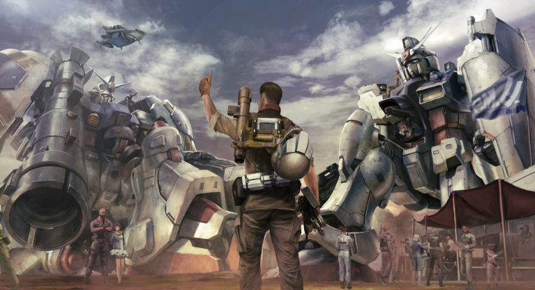 万代将于7月18日举行高达游戏直播 2款PS4对抗游戏互动