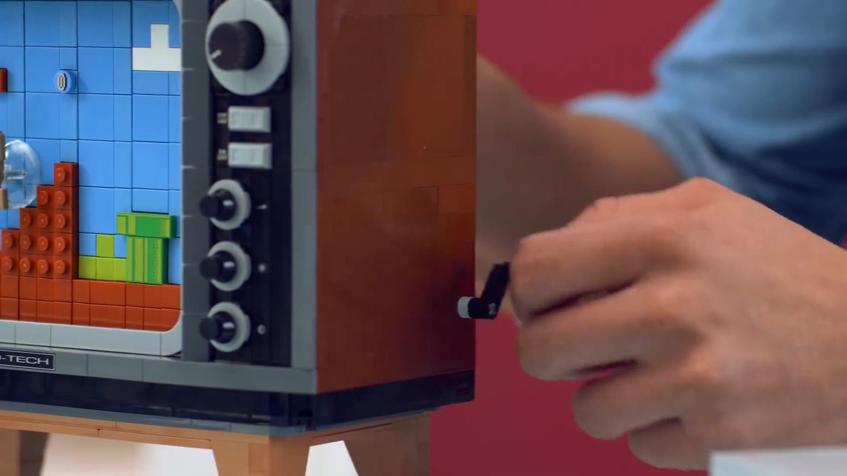 乐高NES套装首个预告视频公开 8月1日发售