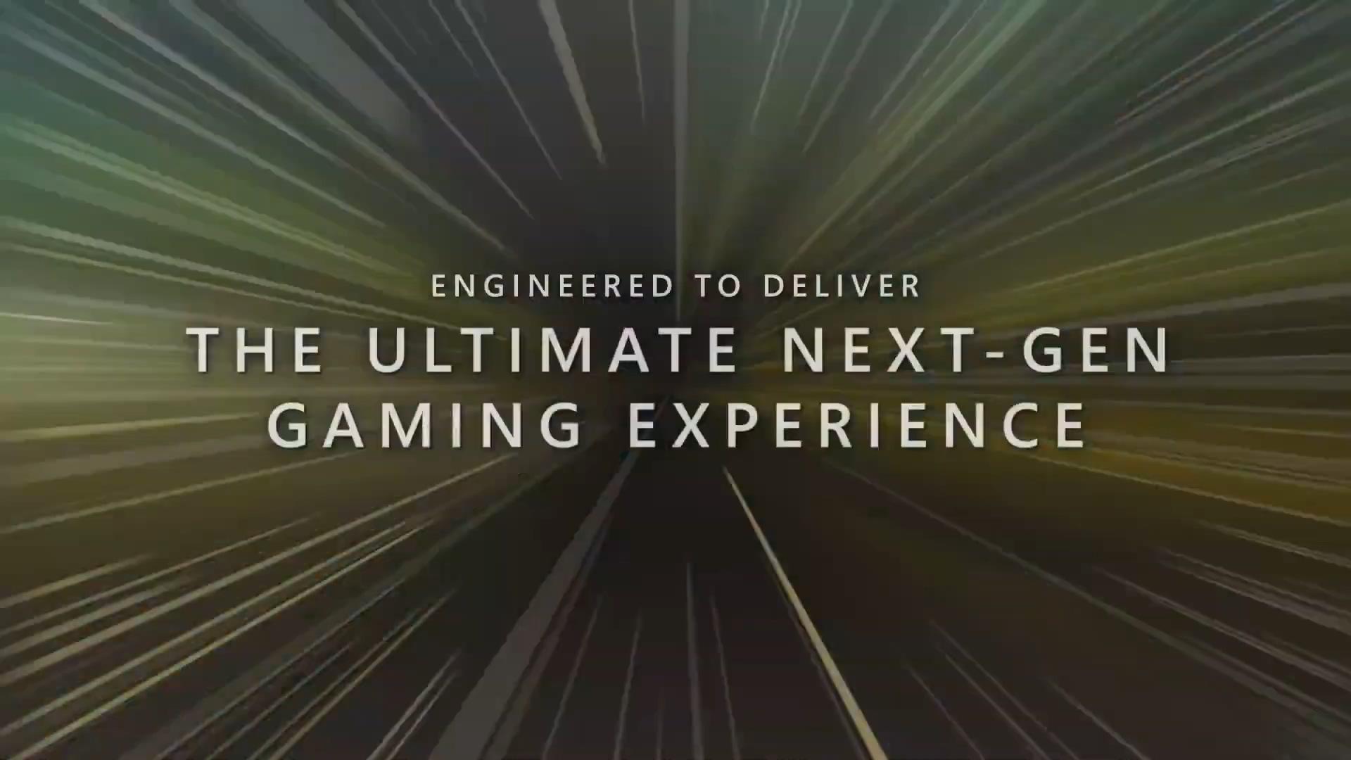 微软Xbox Velocity架构宣传视频 一切更快、更好