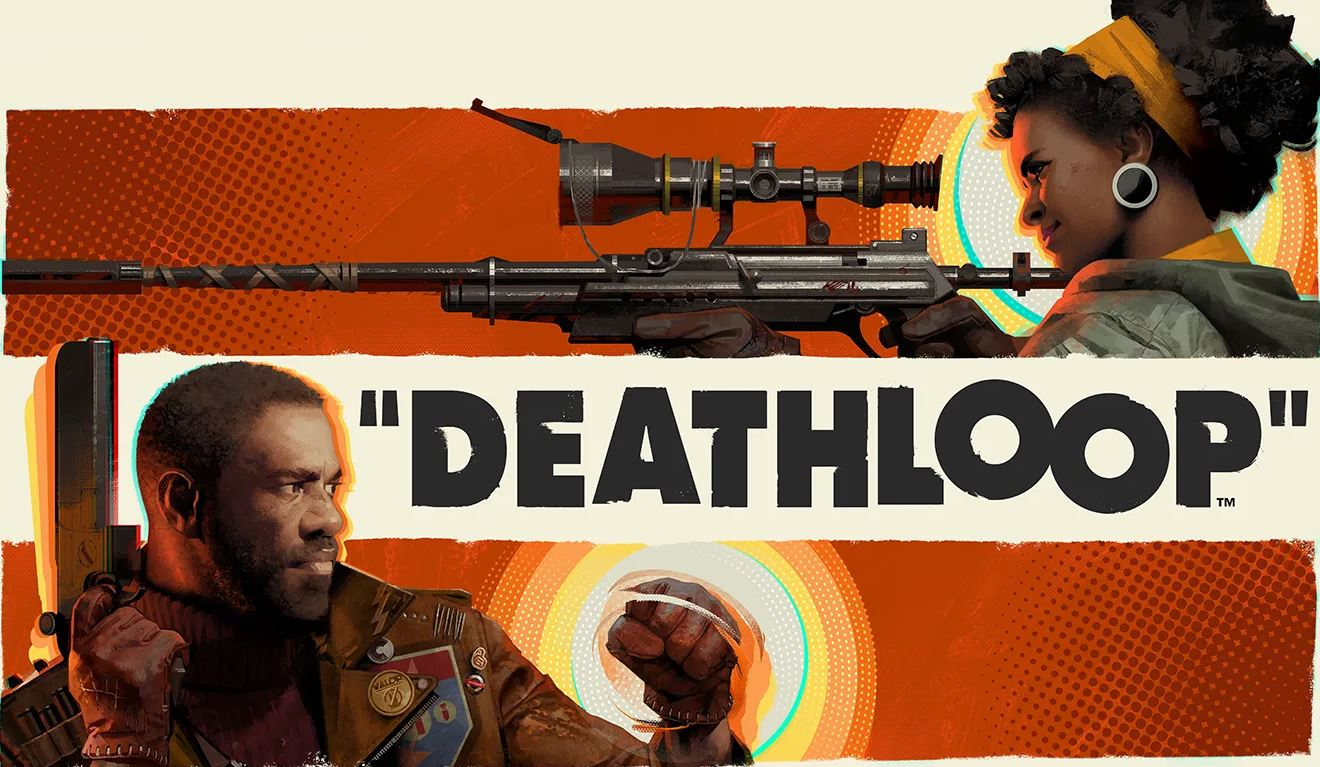 FPS《死亡循环》概念图公开 超能刺客的致命游戏