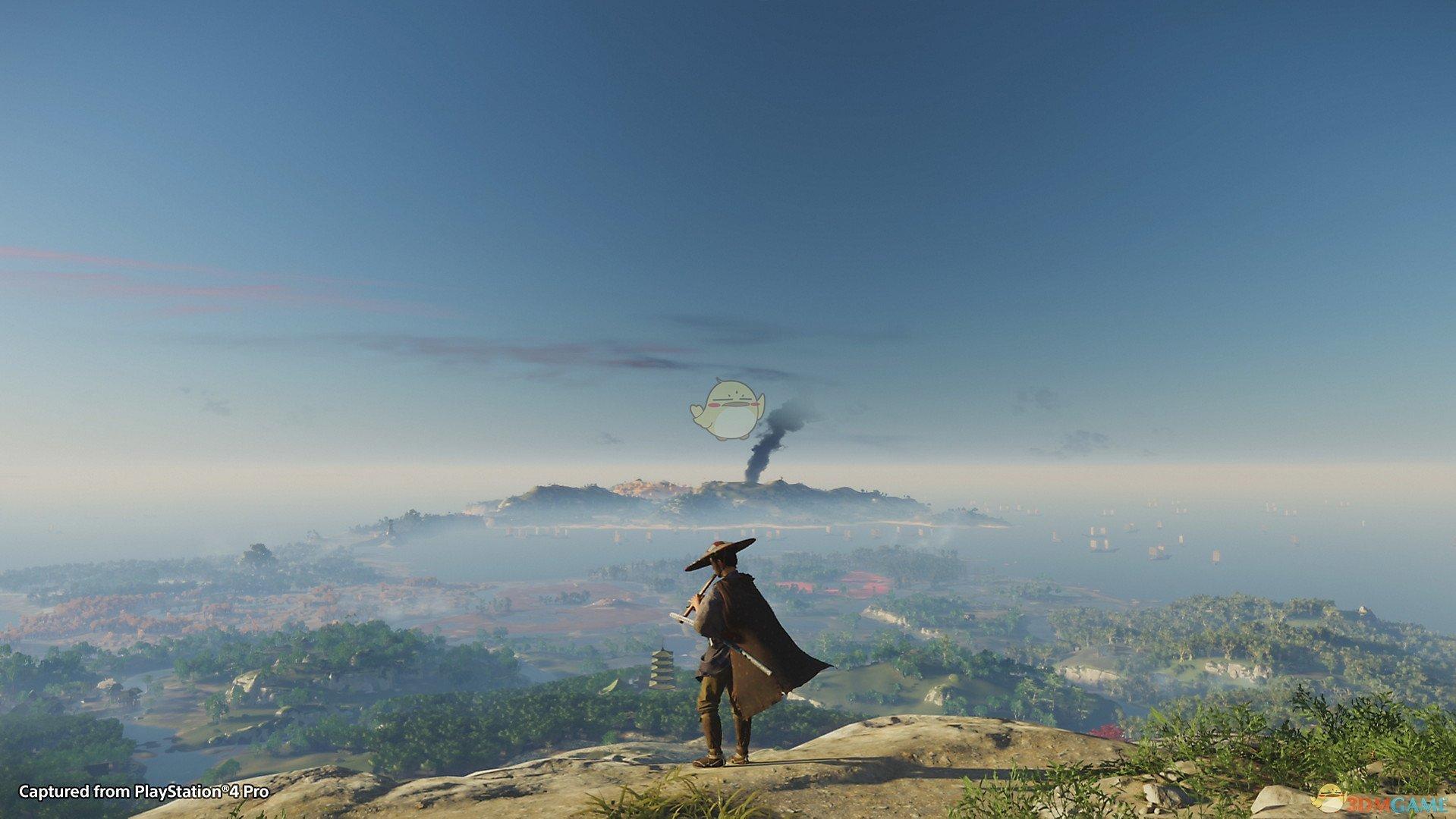 《对马岛之鬼》游戏预购奖励介绍