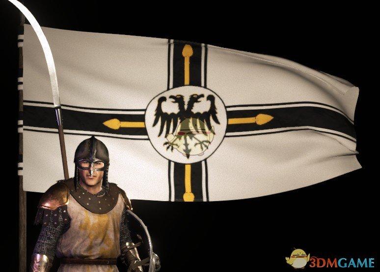 《骑马与砍杀2》条顿骑士旗帜MOD