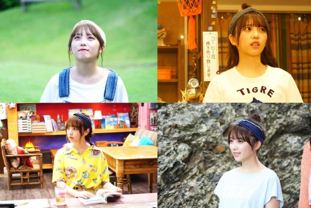漫改喜剧真人电影《碧蓝之海》最新CM剧照 8月7日上映在即