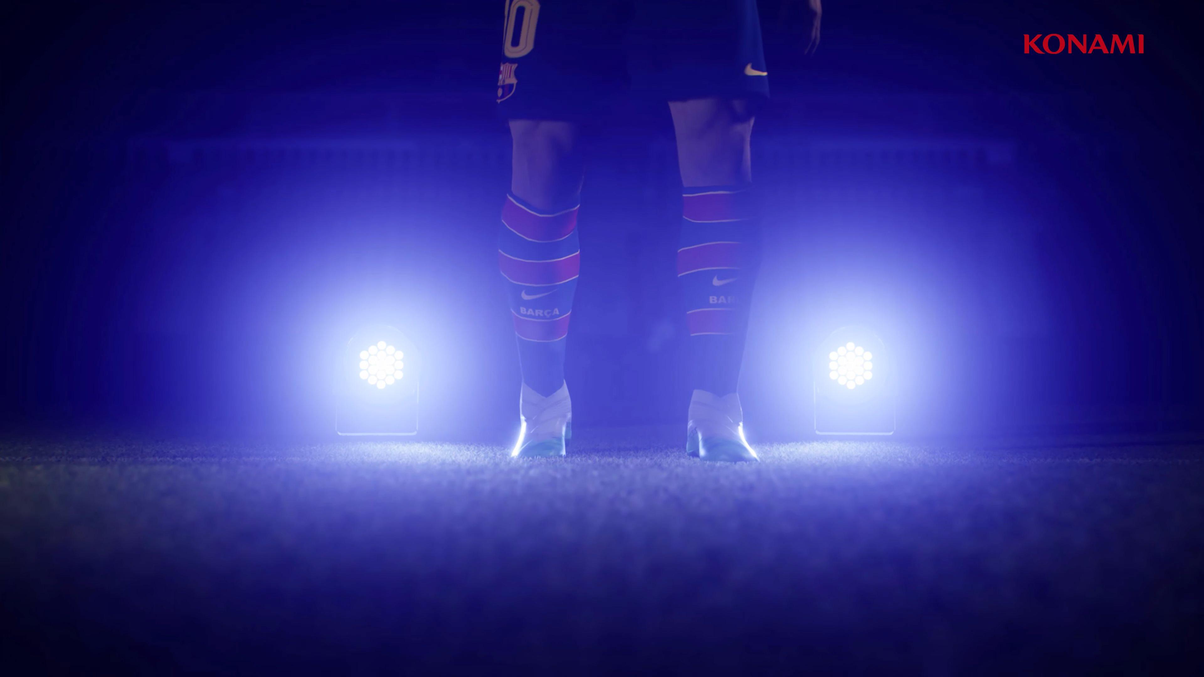 次世代《实况足球》宣传片发布 2021年下半年推出