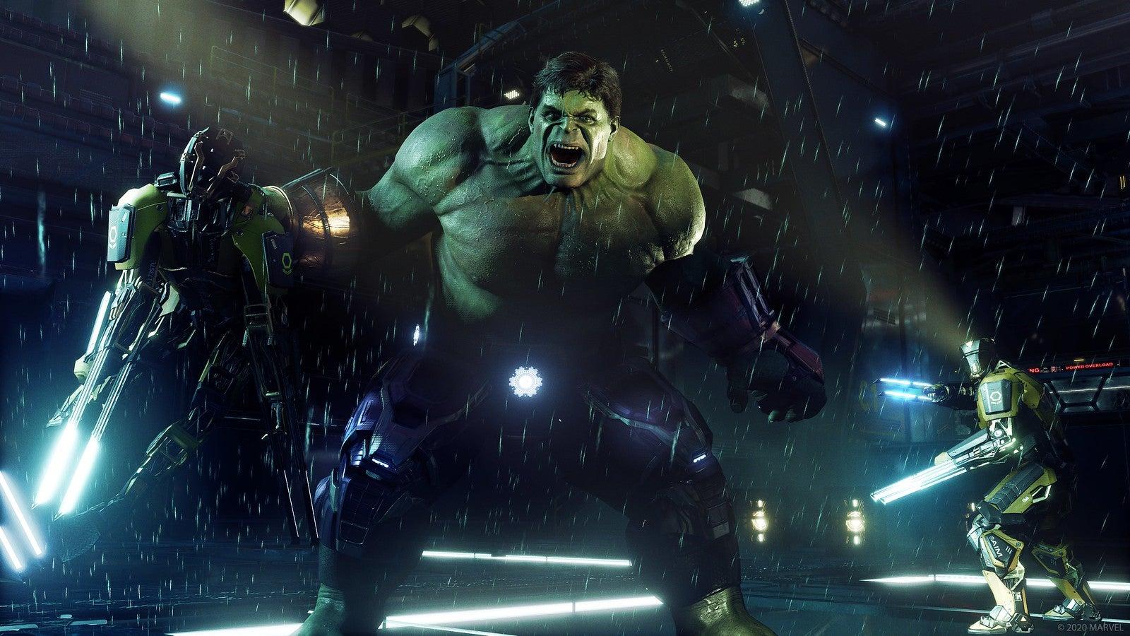 《漫威复仇者联盟》BETA测试日期公布 PS4最早