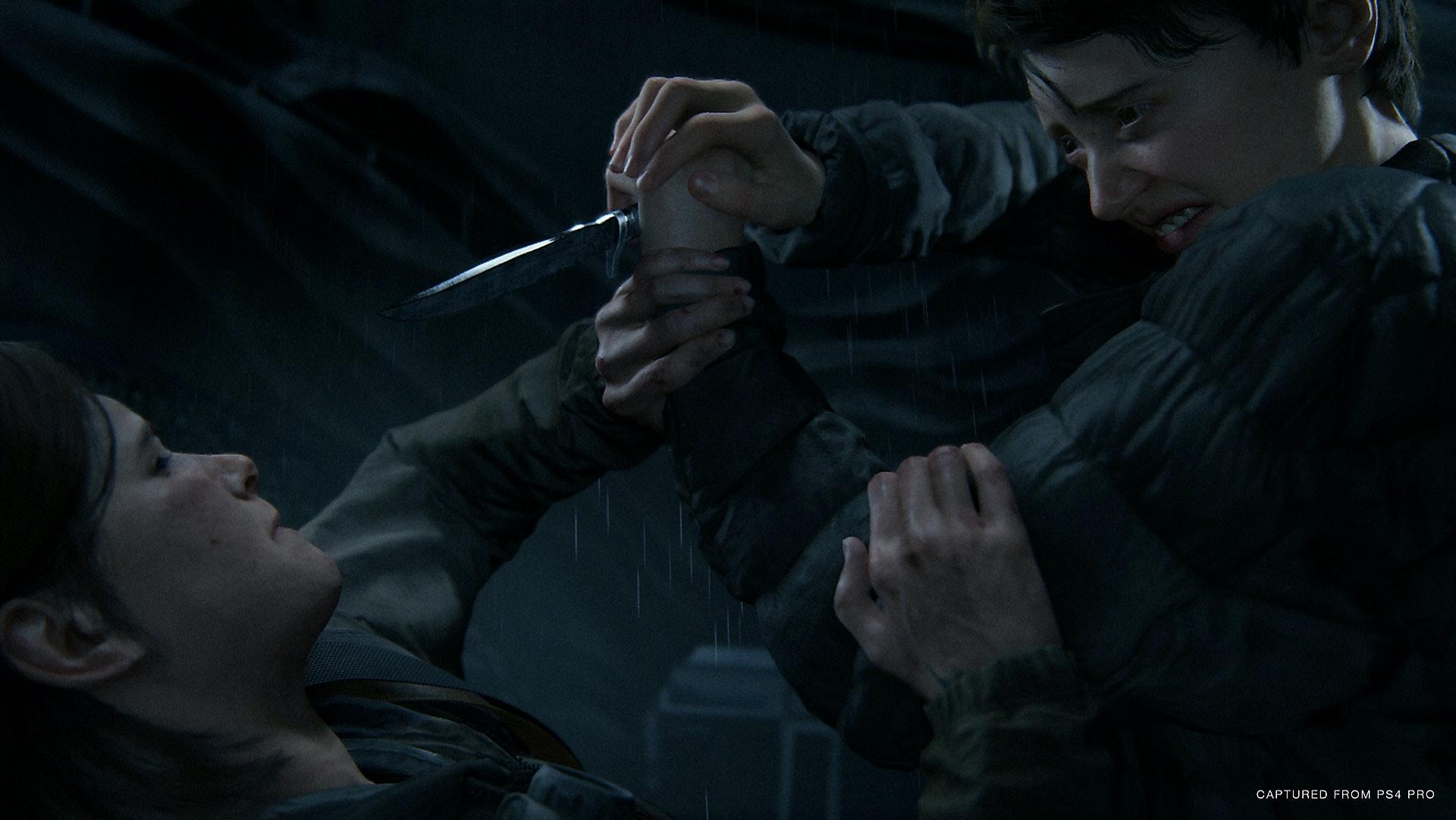 《最后的生还者2》最初有更黑暗的结局 艾莉会杀死艾比