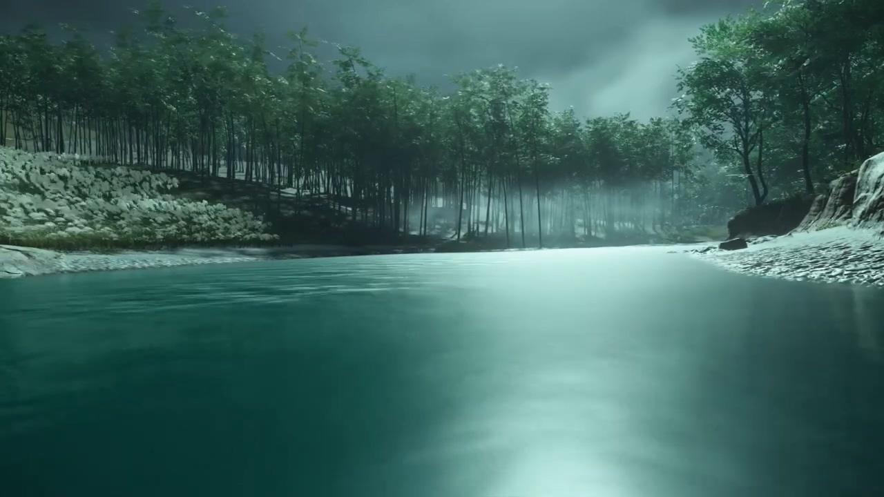 颅内高潮!《对马岛之鬼》照片模式18分钟展示