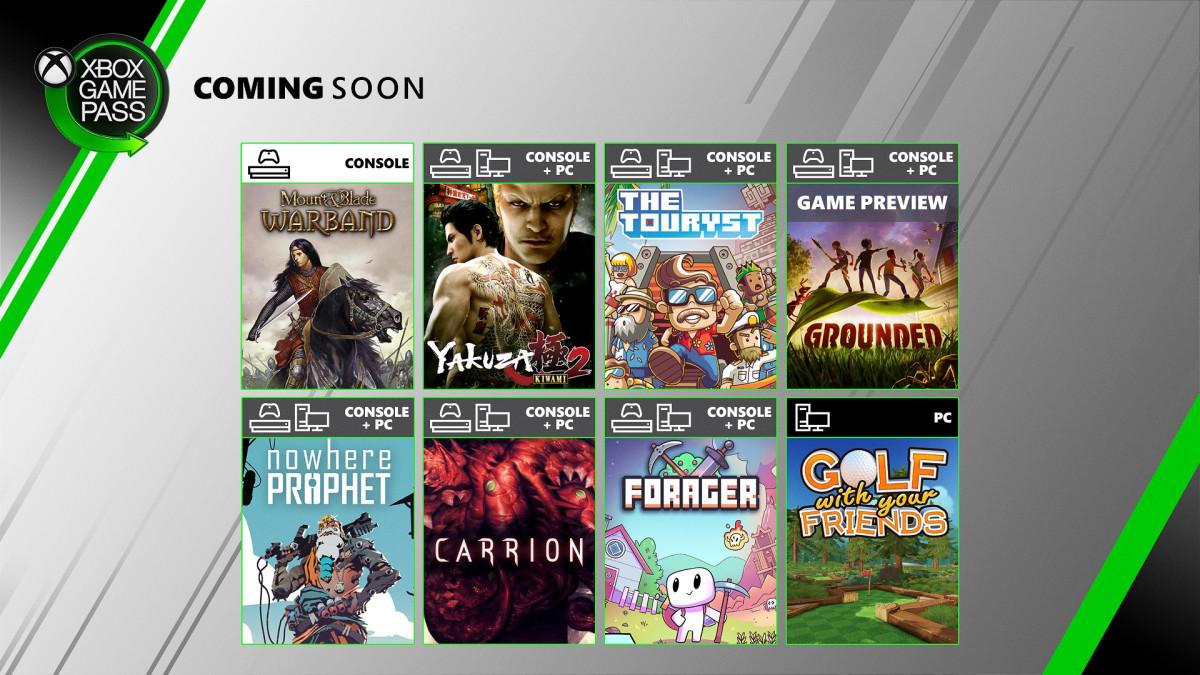 一切为了玩家 云游戏将于9月加入XGPU