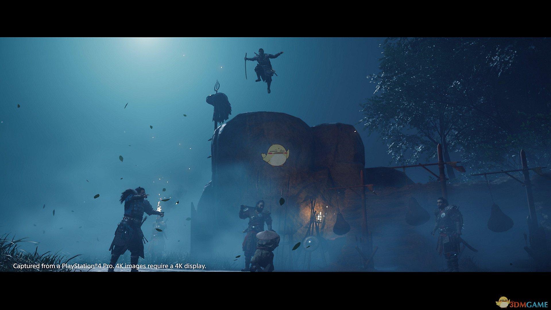《对马岛之鬼》战争迷雾系统介绍