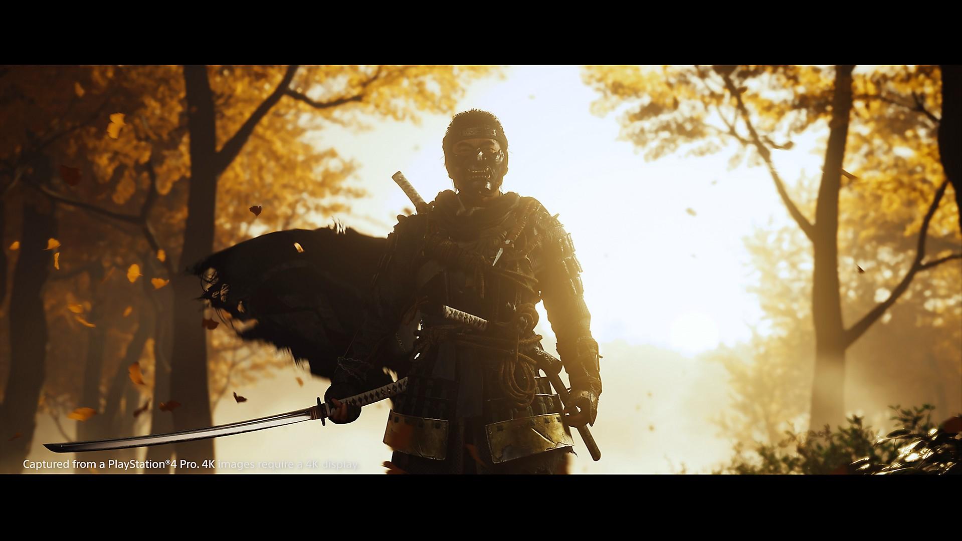 《对马岛之鬼》全主线全流程视频攻略