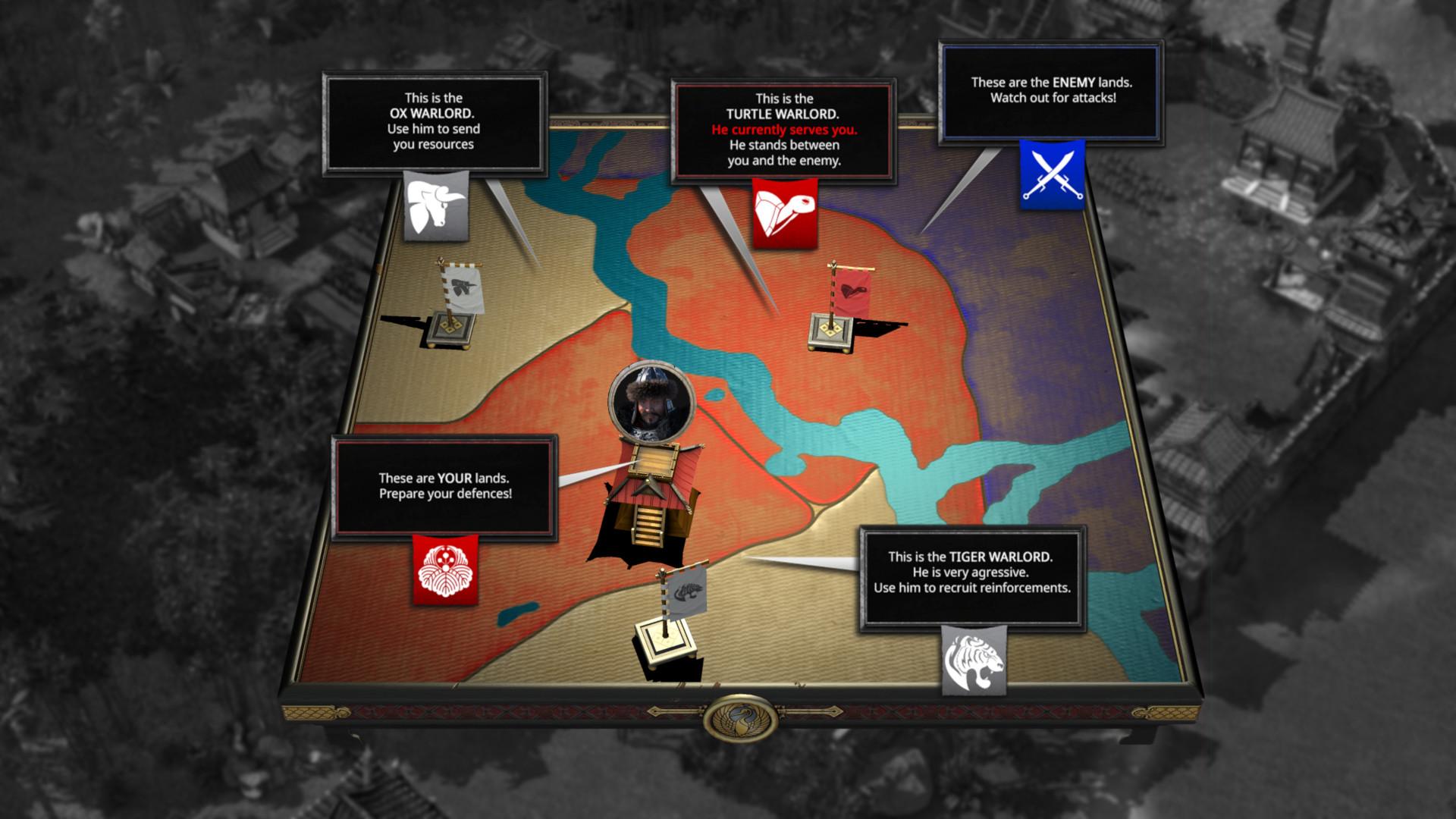《要塞:军阀之战》超长实机演示:中国春秋战国末期战役