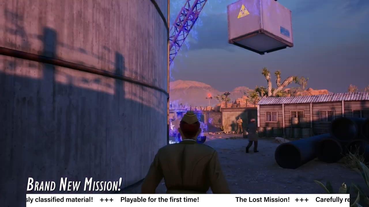《毁灭全人类:重制版》新预告 全新任务展示