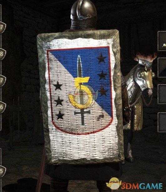 《骑马与砍杀2》巴比伦旗帜MOD
