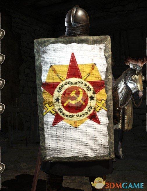 《骑马与砍杀2》苏联胜利之星旗帜MOD