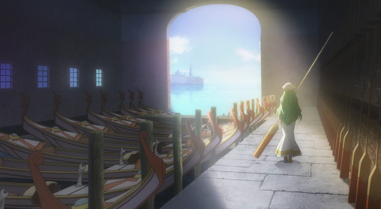 《水星领航员》完全新作剧场版动画公开!2021年上映
