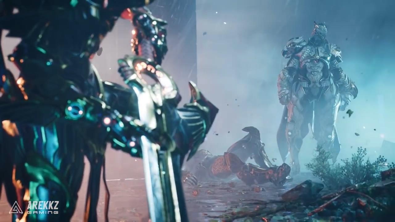 华丽!PS5游戏《众神陨落》9分钟超炫战斗演示