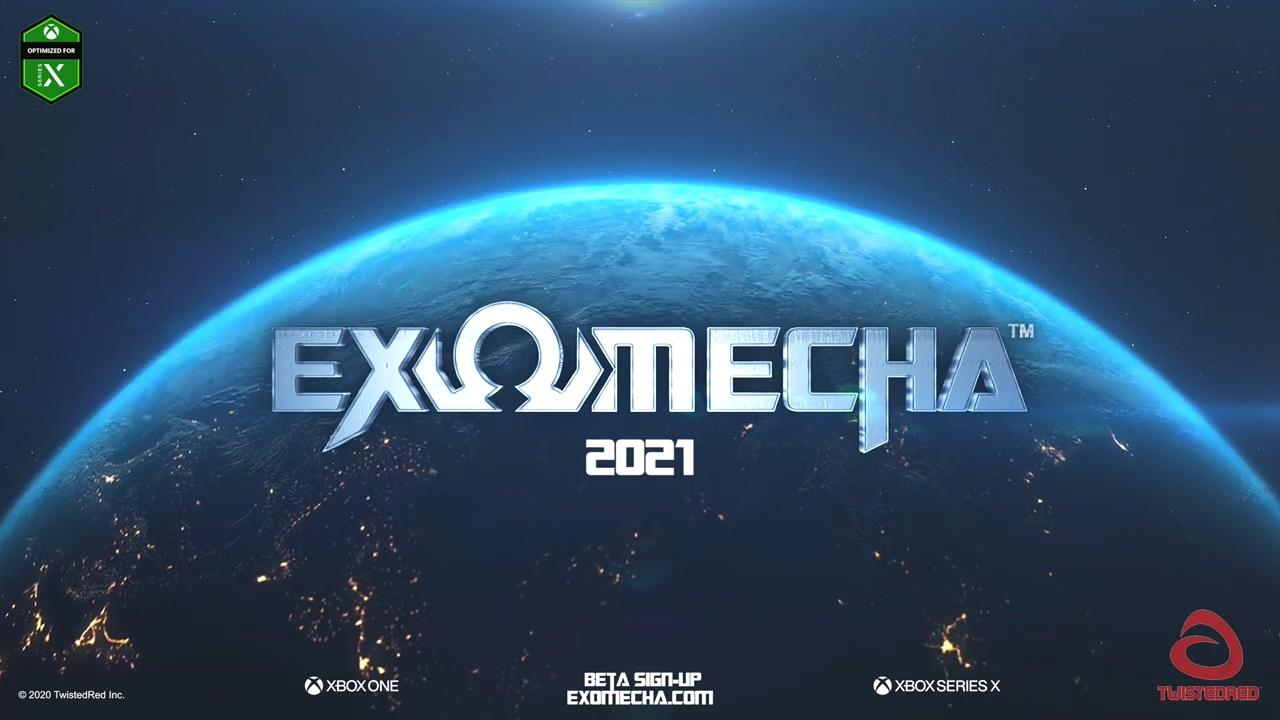 免费多人FPS《Exomecha》公布 登陆PC/XB1/XSX