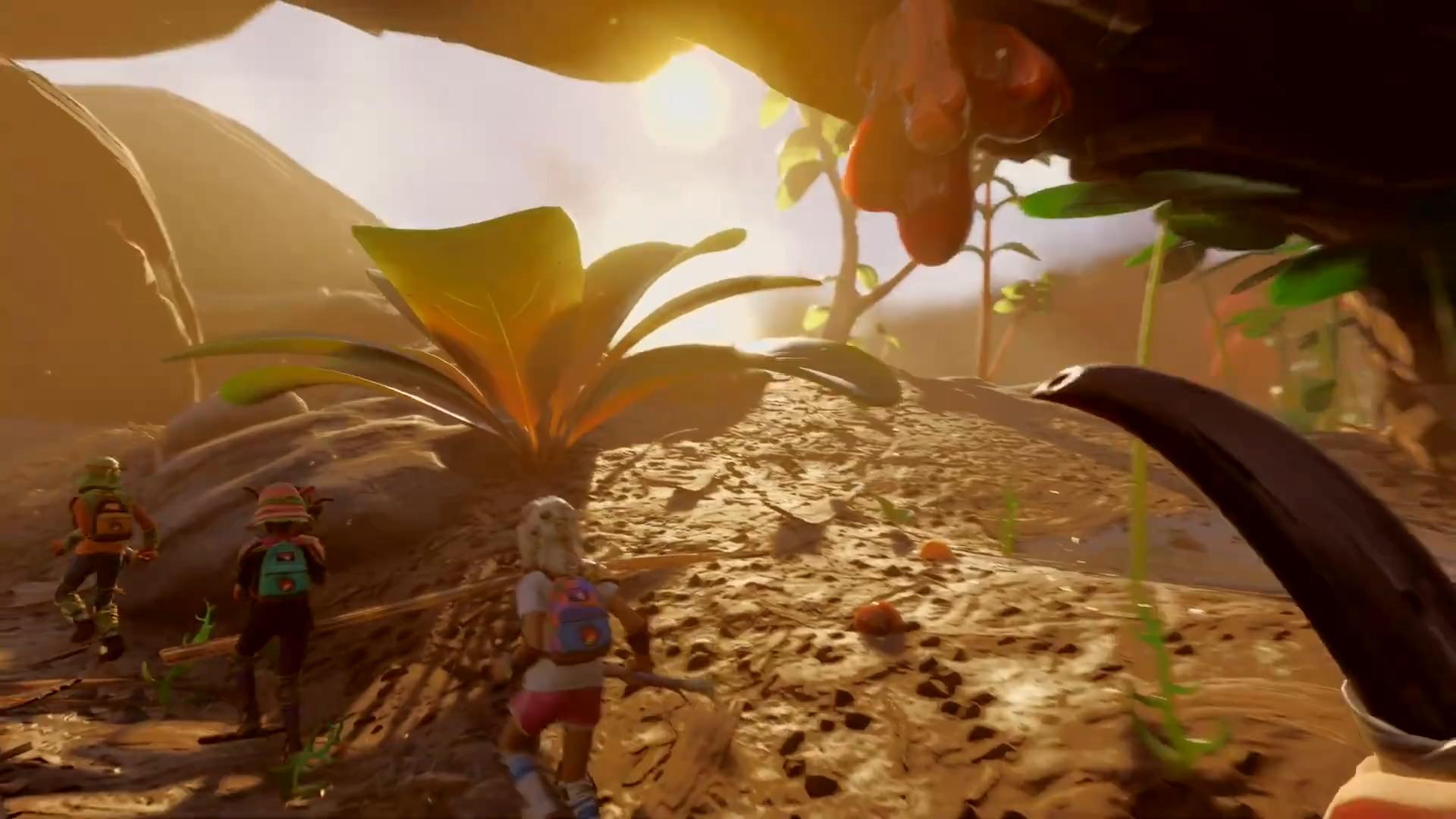 黑曜石《Grounded》全新预告 7月28日开启抢先体验