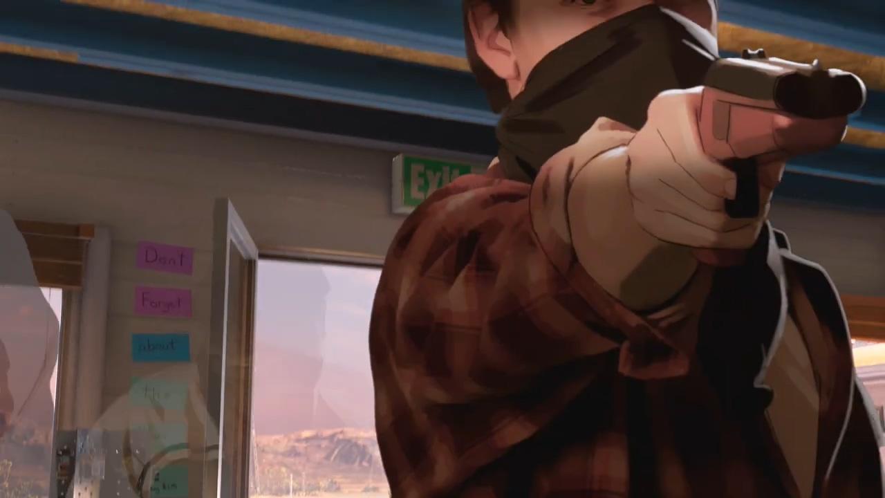 互动游戏新作《黄昏降临时》公布 登陆PC/XSX