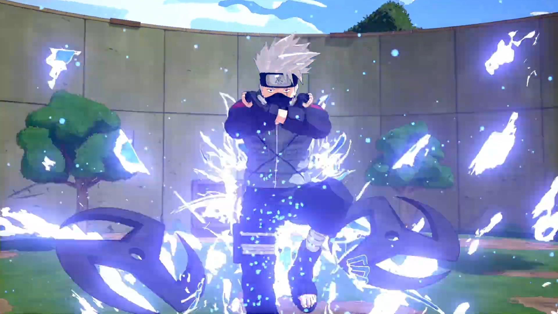 《火影忍者博人传:新忍出击》最新DLC为双写轮眼卡卡西