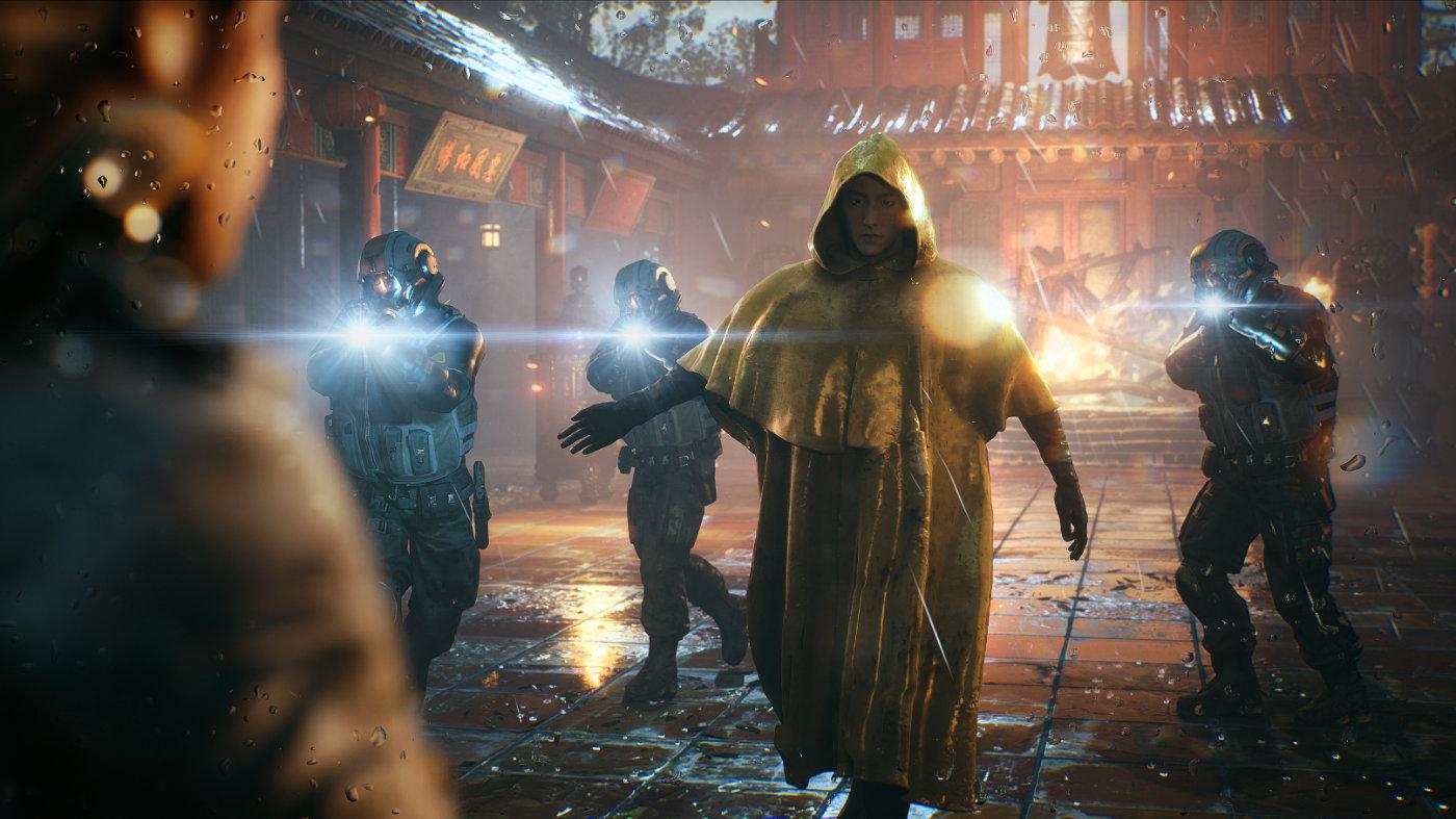 《光明记忆:无限》新演示7月30日发布 最新截图公开