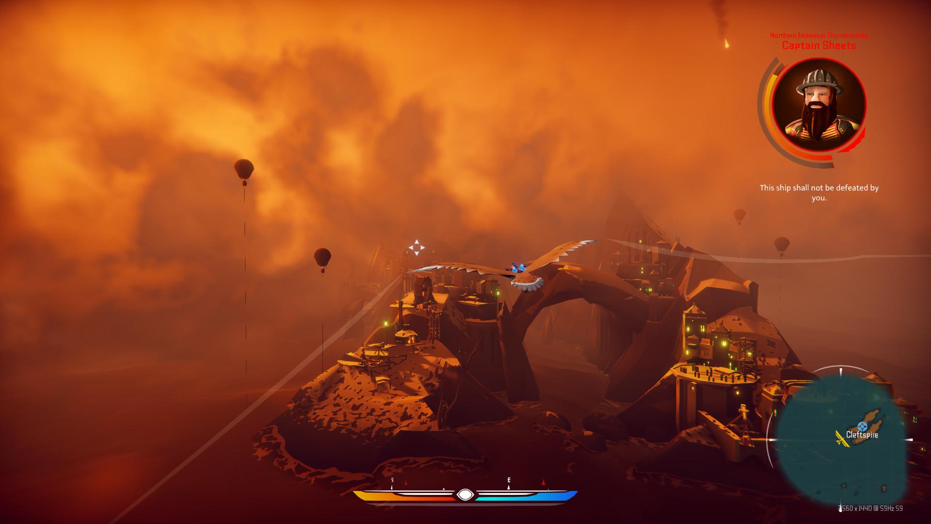 开放世界空战游戏《猎鹰者》新预告 确认登陆XSX平台