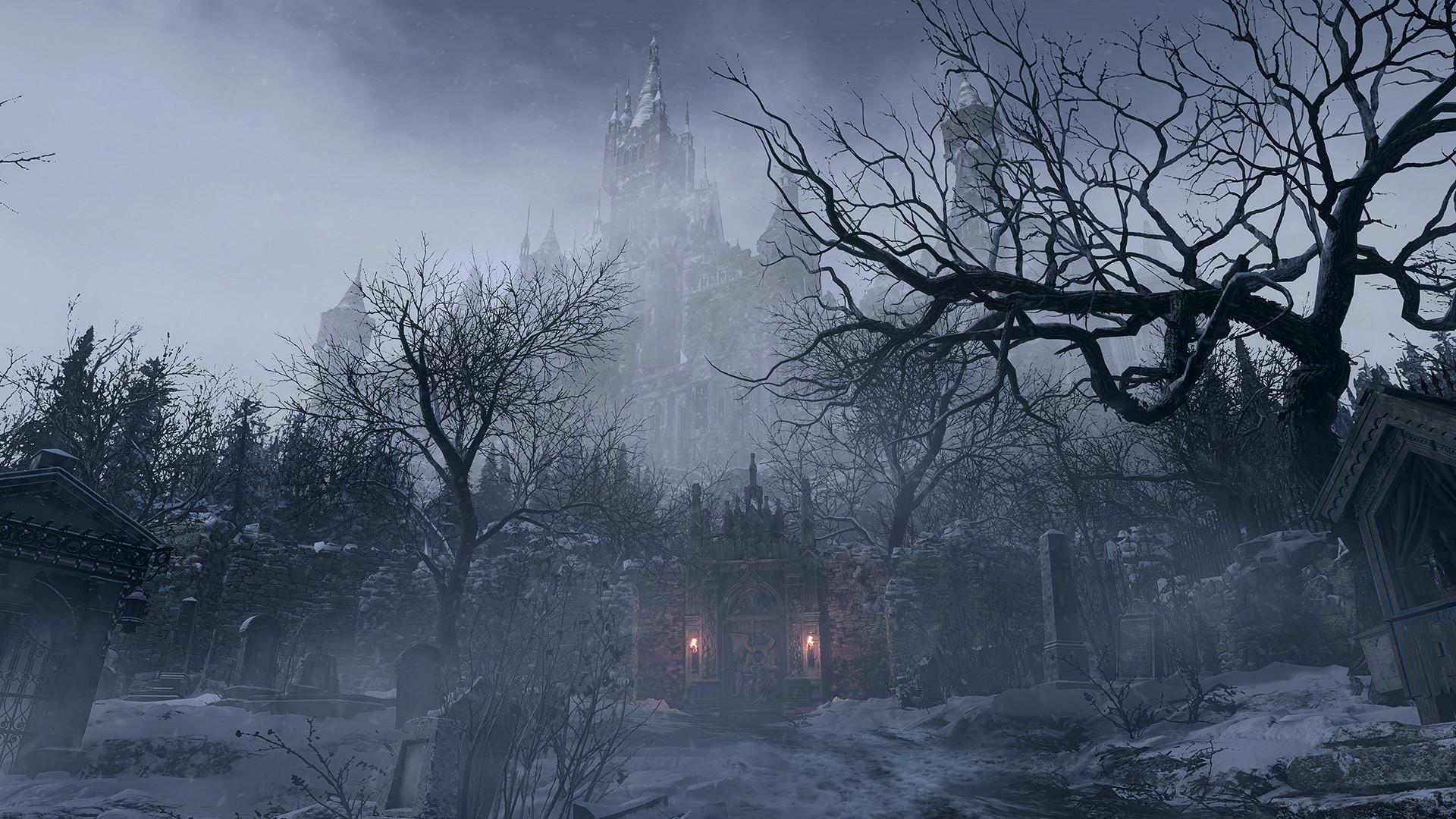 传闻称《生化危机8》流程长度超过所有RE引擎游戏