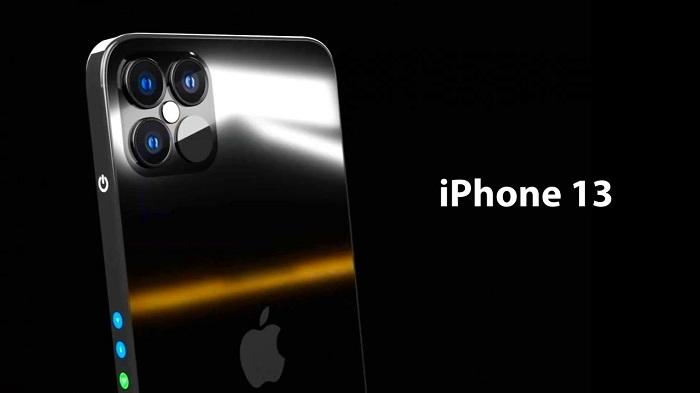 设计师分享无按键iPhone13设计图 酷炫环绕屏加持