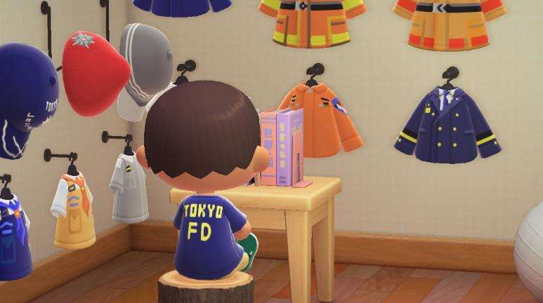 东京消防厅利用《动森》发布防灾讯息 专属设计装饰品也即将公布