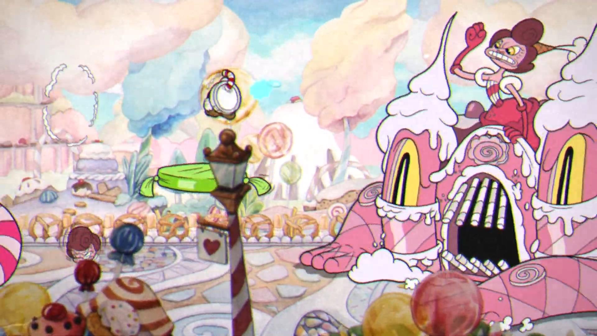 《茶杯头》今日登陆PS4 DLC尚需等待