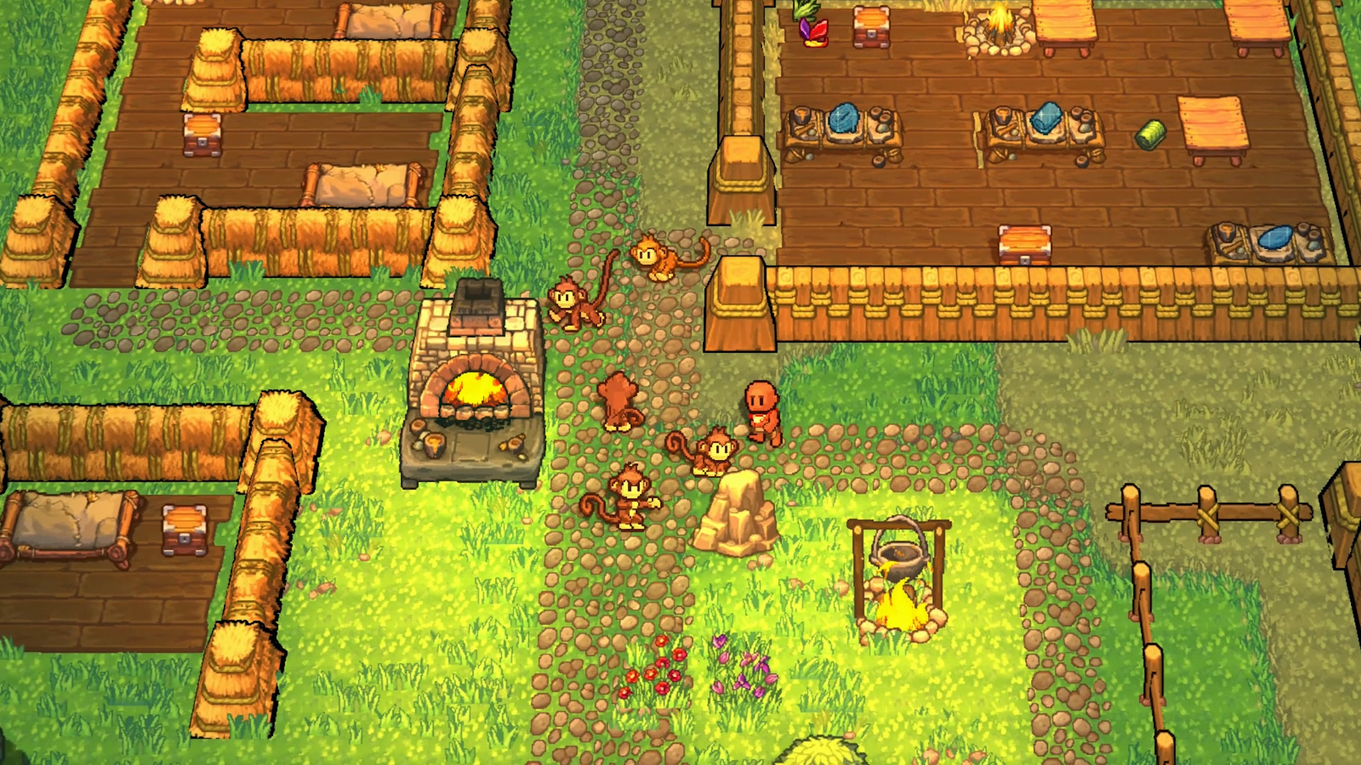 Steam《岛屿生存者》开启预购 可得免费DLC