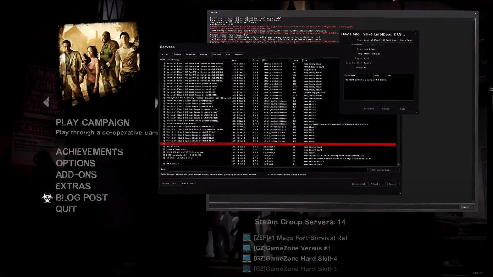网传《求生之路2》将在年底发布更新 推出新战役
