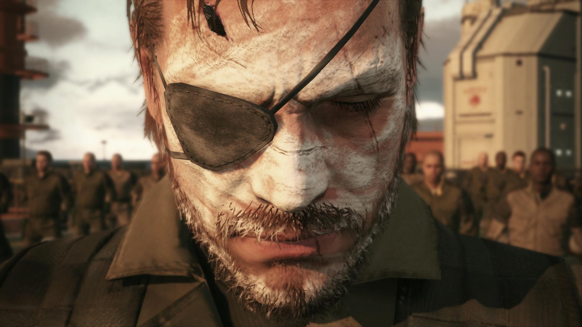发售5年后 《合金装备5:幻痛》PS3版无核结局达成