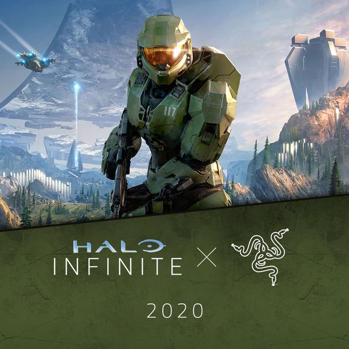 《光环:无限》将与雷蛇展开联动 具体消息近期公布