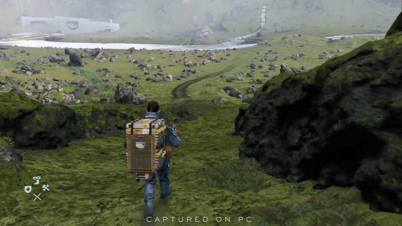 制作人揭秘《死亡搁浅》开发细节 小岛有拍电影的想法