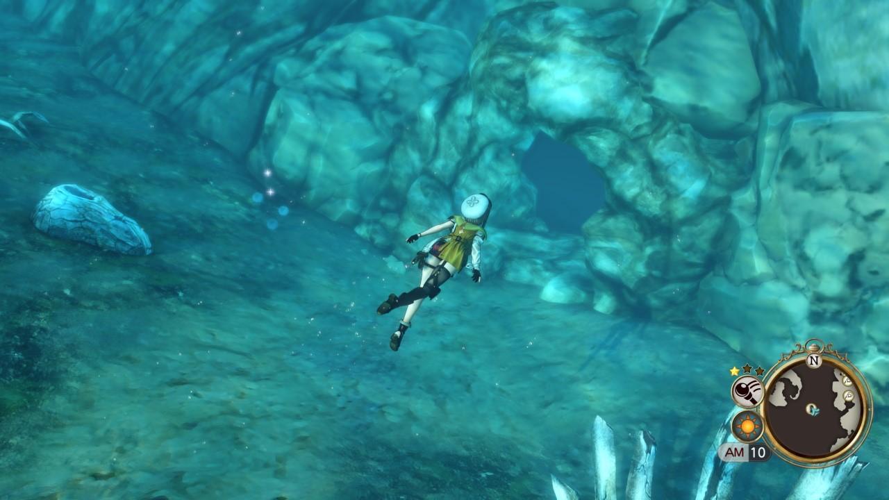 《莱莎的炼金工房2》PS4版截图及多张艺术图公布