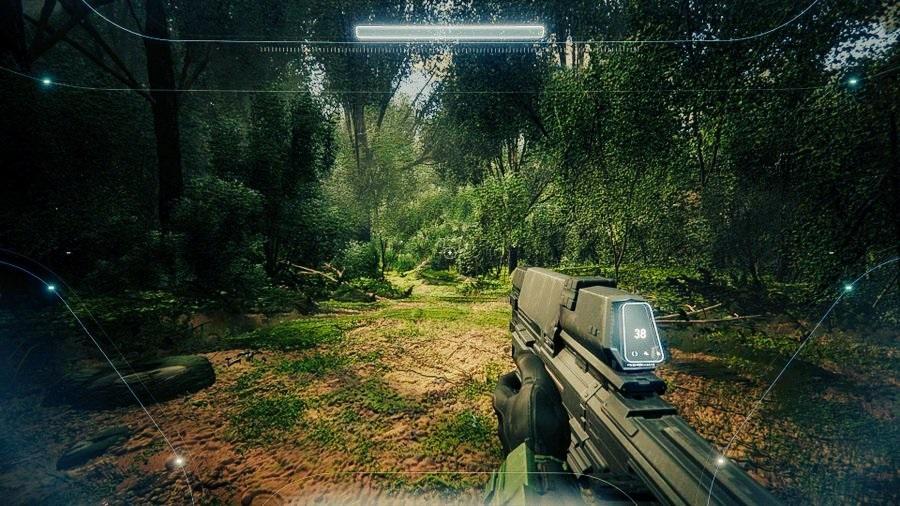 《光环:无限》在PS4重现 看起来画面似乎更好