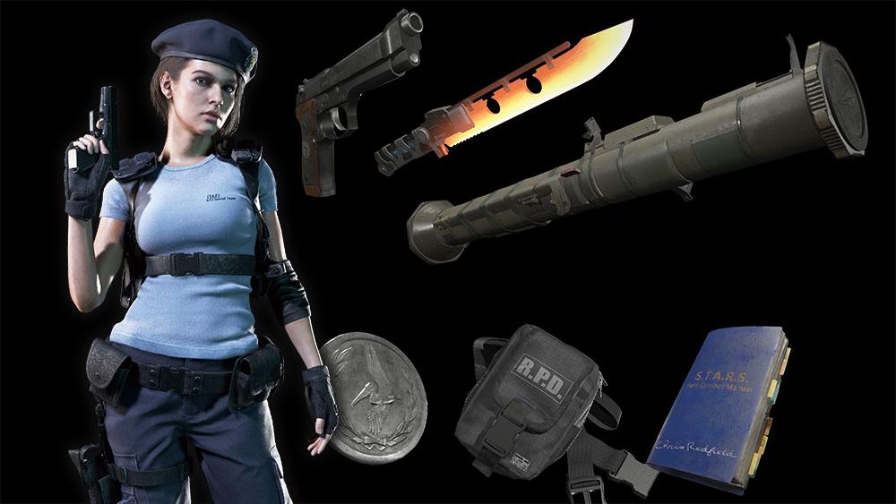 《生化危机:抵抗计划》8月将发布里昂、克莱尔DLC服装