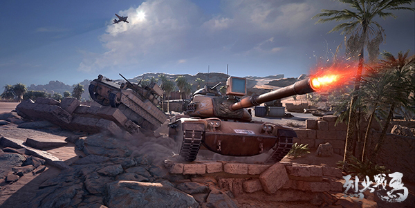 军事竞技RTS新星,《烈火战马》8月15日开启Steam封测