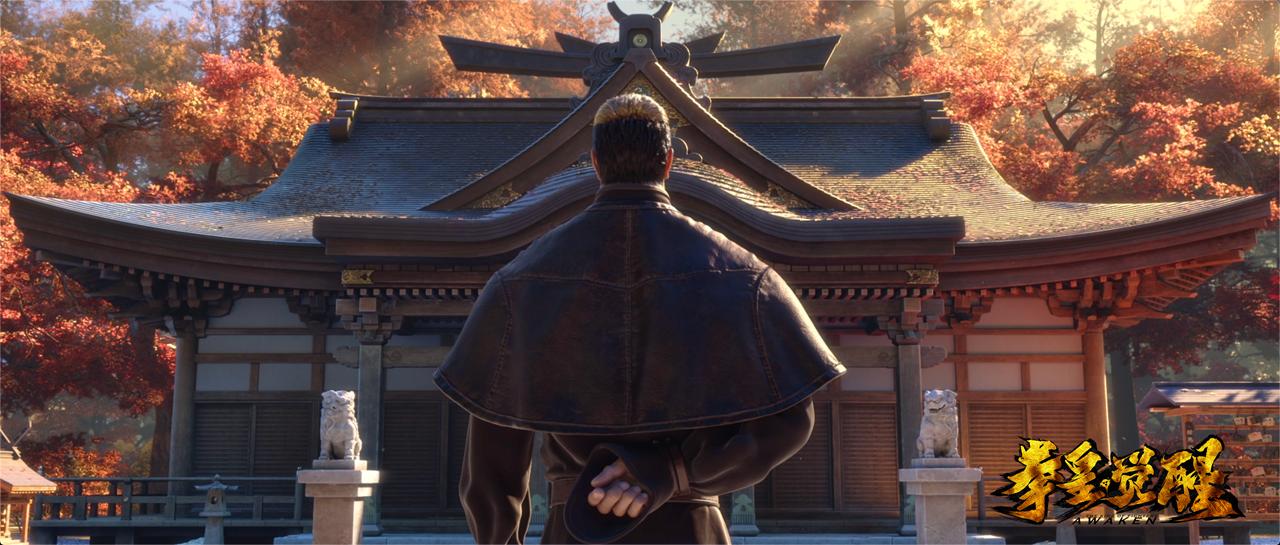 CG电影《拳皇·觉醒》发布首支预告 计划于2022年上映