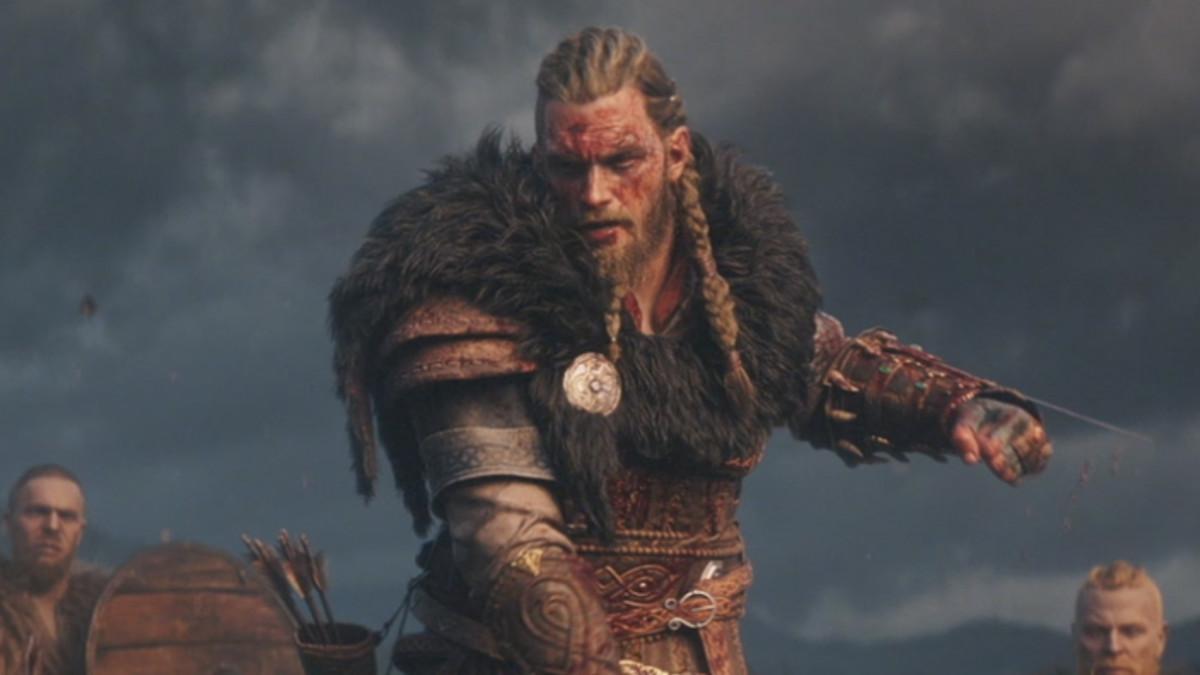 《刺客信条:英灵殿》主角早期就可以获得袖剑 袖剑一击必杀时有个红色阈值