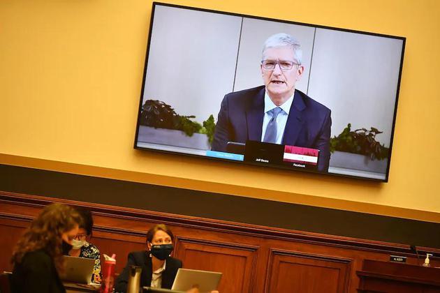库克称苹果不是垄断企业:安卓系统占据全球主导地位