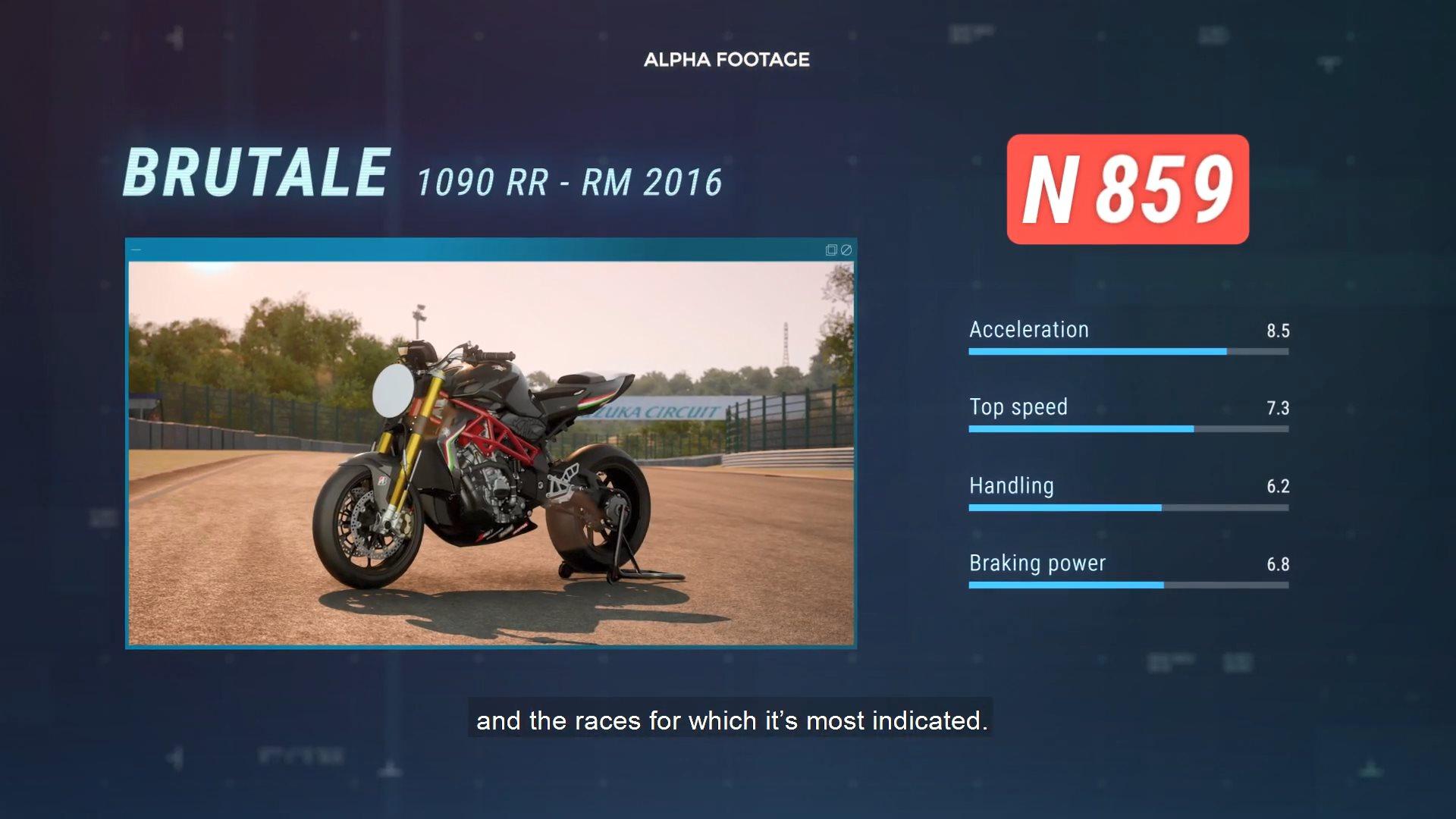 《极速骑行4》开发日志:新加入车型标签和耐力赛